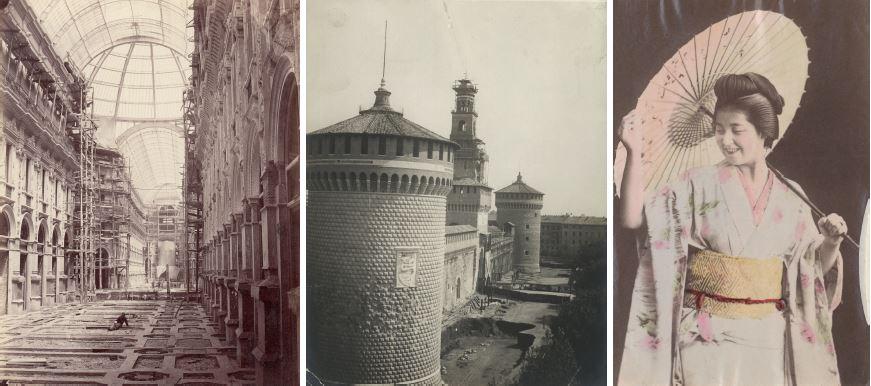 Pomeriggi in Archivio – Storie (insolite) dalle collezioni del Civico Archivio Fotografico