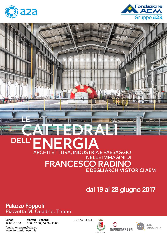 LE CATTEDRALI DELL'ENERGIA