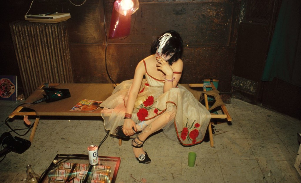 NAN GOLDIN – The ballad of sexual dependency