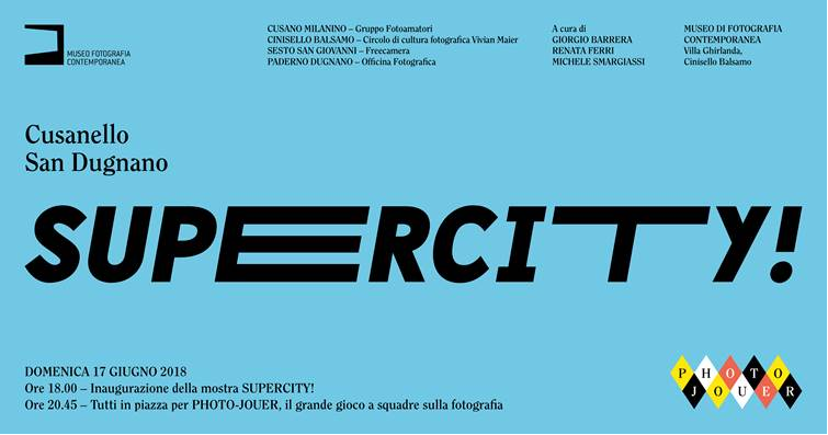 Supercity – PHOTO JOUER