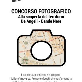 """Concorso fotografico """"Alla scoperta del territorio De Angeli Bande Nere"""""""