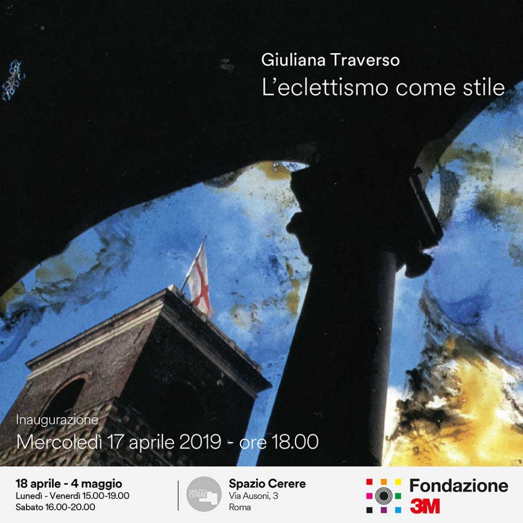 Giuliana Traverso. L'eclettismo come stile.