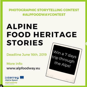 """Alpine Food Heritage Stories"""