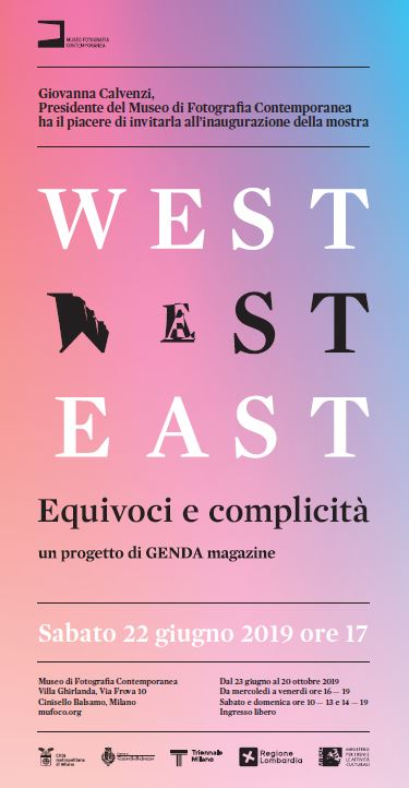 WEST EAST. Equivoci e complicità