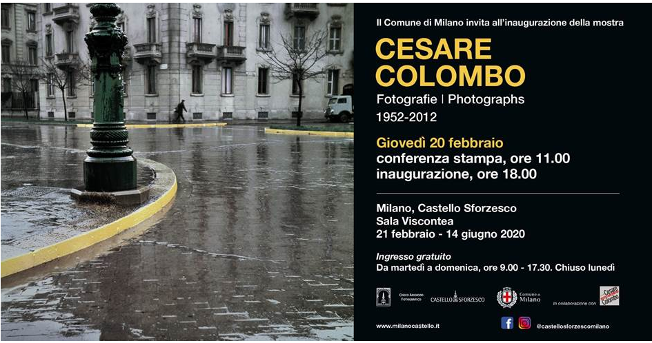 Cesare Colombo. Fotografie 1952-2012