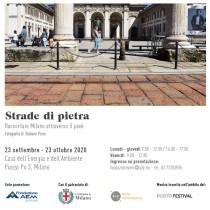 Strade di pietra - Raccontare Milano attraverso il pavè