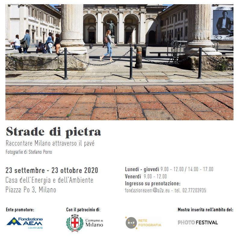 Strade di pietra – Raccontare Milano attraverso il pavè