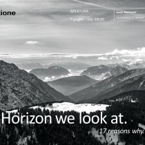 THE HORIZON WE LOOK AT